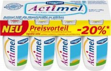 Danone, Actimel , mleni pripravek