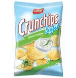 Crunchips Creme fraiche light, ips s smetano