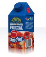 Fructal, Smoothie, jagoda
