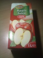Dizzy Apple juice 100% , jabolčni sok